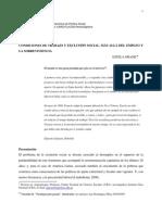 Grassi 2003 Condiciones de Trabajo y Exclusi n Social PROG