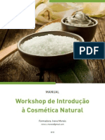 Manual de Cosmética Natural