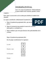 Redaccion y Ortografia - Ortografía Puntual