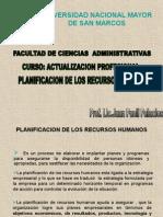 Planifcacion de Los Rr.hh