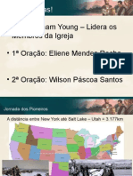 A Liderança de Brigham Young