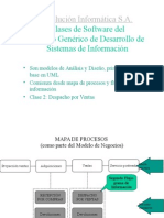 Modelos UML Ventas V4