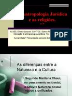 A Antropologia Jurídica e as Religiões