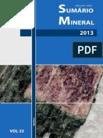 Sumario Mineral 2013