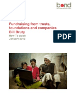 Trusts Foundations and Companies How to Guide January 2012