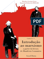 Introdução Ao Manifesto Comunista - Luciana Genro
