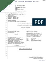 The Facebook, Inc. v. Connectu, LLC et al - Document No. 90