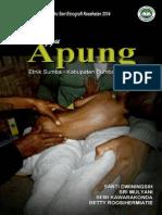 Belenggu Apung; Riset Ethnografi Kesehatan 2014 Sumba Timur