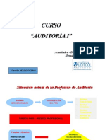 Curso AuditorÃ-A I 2015