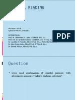 Oxantel Pamoate–Albendazole Jurnal Reading Anak
