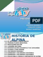 Presentacion Alpina