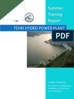 Charu Kandpal Final Report on HEP