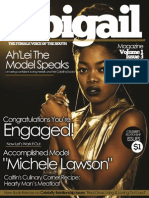 Abigal Magazine Volume 1 Issue 3