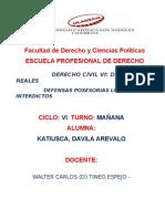 Transcriba una sentencia Casatoria vinculada al derecho de propiedad y realice un análisis critico de los fundamentos y el fallo.docx