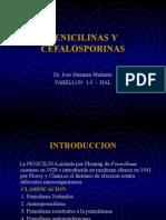 TX Penicilinas y Cefalosporinas