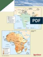 mapa descolonizaciòn