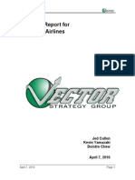 Strategic Report for AA
