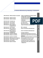 DNP 2000 - H2S Scavenger Series - Information