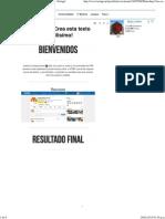 [Photoshop] ¡Crea esta texto increíble y facilisimo! - Taringa!.pdf