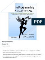 Sprite Programming Mastery Preview