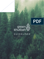 GreenKhutbah Guidelines (2)
