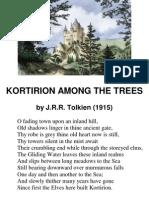 Kortirion Among the Trees
