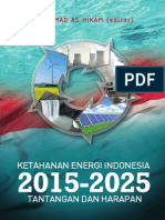 KETAHANAN ENERGI INDONESIA (2015-2025)