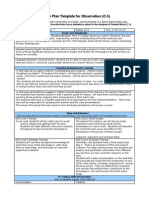 c5lesson plan template for observation 2014