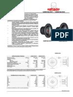 Manual Do Matador 12 e 15 600w