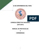 Manual de Protocolo ENFERMERIA