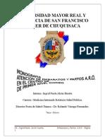 Monografia Atencion de Embarazos y partos ARO en el centro de chimeo.docx