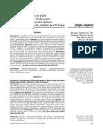 Utilidade Da Medida de HPT Primario y Sec 109 Casos Brazil