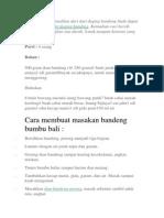 Bandeng Bumbu Bali