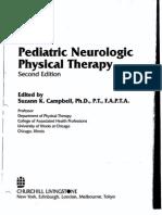 Pediatric Neurologic Physical Therapy