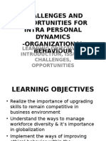 Challenges and Opportunities for Ipd-ob