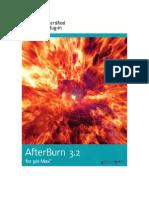 After Burn 3Dmax