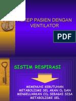 Askep Ventilator