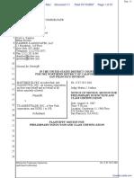 Elvey v. TD Ameritrade, Inc. - Document No. 11
