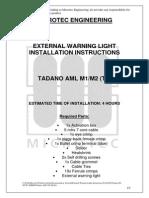 Tadano AML M1 M2 TL