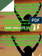 DANH GIE-HO-VA