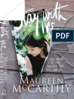Maureen McCarthy - Stay With Me (Extract)