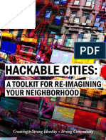 Hackable Cities