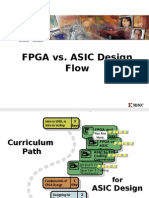 Fpga vs Asic Design Flow