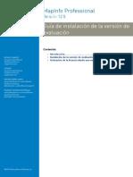 Spanish EvaluationInstallGuide