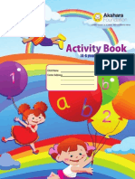 Pre - School Work book