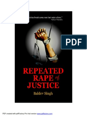 Repeated Rape of Justice | Pardon | Politics