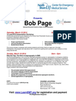 Bob Page 12 Lead ECG-Capnongraphy Classes