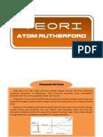 Teori Atom Rutherford Edit