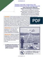 AC Dbi Sala Sealed Srl Confined Space Kit Manual