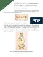 Horus Il Giovane (Arpocrate) e Il Silenzio Iniziatico